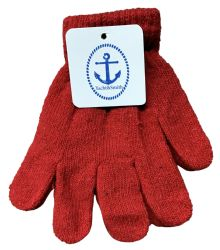 24 Bulk Yacht & Smith Kids Warm Winter Colorful Magic Stretch Gloves Ages 2-5