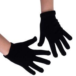 240 Bulk Yacht & Smith Unisex Black Magic Gloves