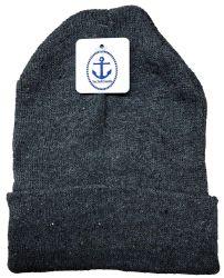 24 Bulk Yacht & Smith Unisex Winter Warm Acrylic Knit Hat Beanie