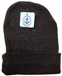 144 Bulk Yacht & Smith Unisex Winter Warm Acrylic Knit Hat Beanie