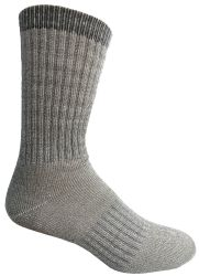 120 Bulk Yacht & Smith Mens Terry Lined Merino Wool Thermal Boot Socks