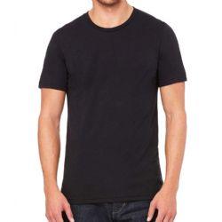 12 Bulk SOCKSINBULK Mens Cotton Crew Neck Short Sleeve T-Shirts Mix Colors Bulk Pack Size 5X