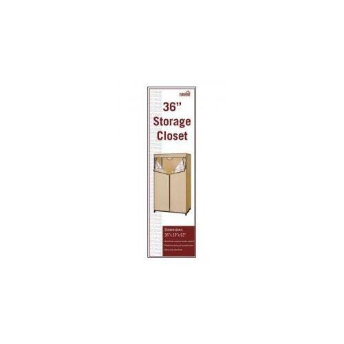 6 Bulk Storage Closet Beige And Brown