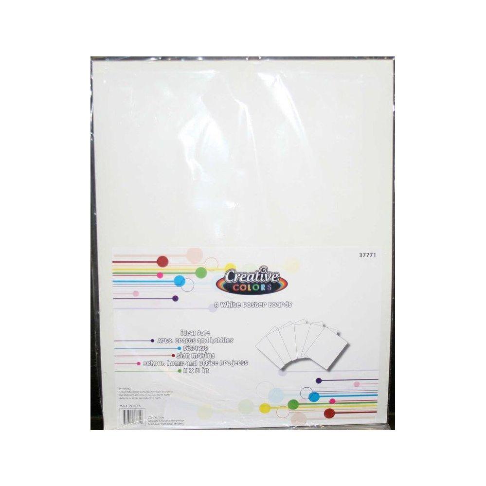 Glitter poster board 11 x 14