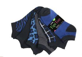 60 Bulk Women's No Show Ankle Socks In Size 9-11