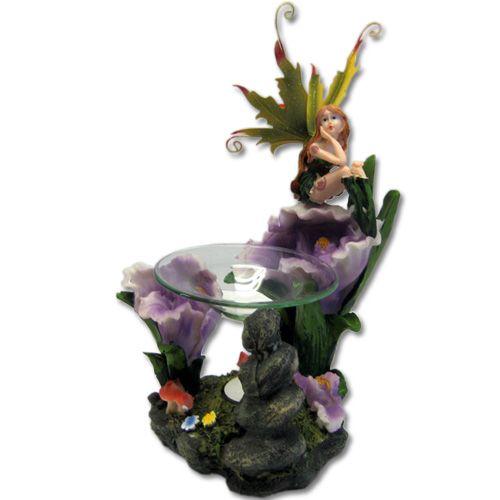 12 Bulk Flower Fairy Tea Light Burner