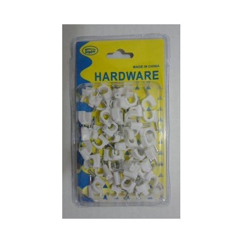 144 Bulk 50pc Cable Clips