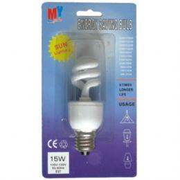 100 Bulk Spiral Energy Bulb 20w