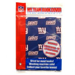 72 Bulk Stretch Book Cover Ny Giants