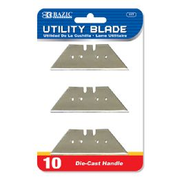 360 Bulk Bazic Utility Knife Replacement Blade (10/pack)