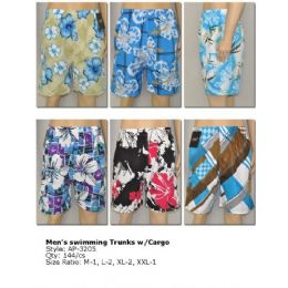 144 Bulk Mens Bathing Suit