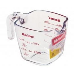 24 Bulk Marinex 8.8 Oz (250 Ml) Measuring Jug