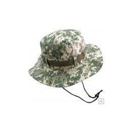 48 Bulk Mens Camo Bucket Hat