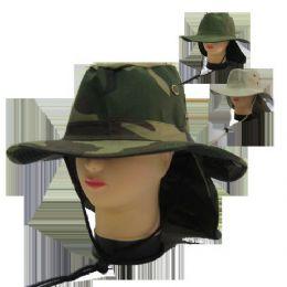 48 Bulk Mens Fashion Hunting Hat