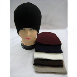 144 Bulk Unisex Basic Winter Hat Assorted Colors