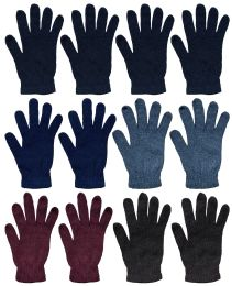 60 Bulk Unisex Magic Gloves 1 Size Fits All Assorted Colors