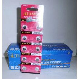 200 Bulk AG-4 Batteries