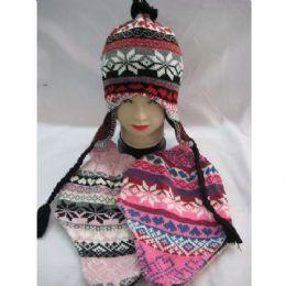 96 Bulk Kids Winter Helmet Hat