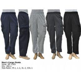 48 Bulk Mens Cargo Pants