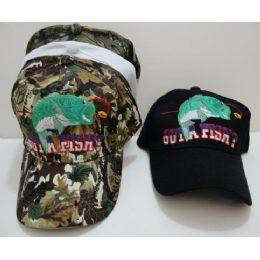 24 Bulk Got A Fish? Hat