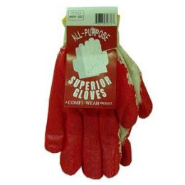 70 Bulk All Purpose Painted Palm Gloves