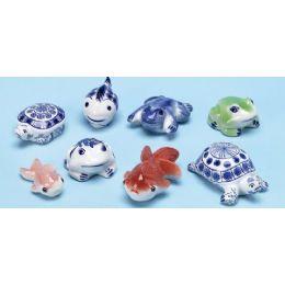48 Bulk Porcelain Sea Animals