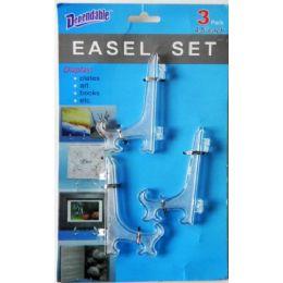 48 Bulk 3 Pack Easel Set