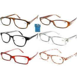 72 Bulk Assorted Reading Glasses