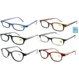 72 Bulk Unisex Reading Glasses