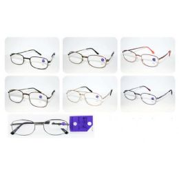 300 Bulk Metal Reading Glasses