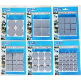 48 Bulk Self Adhesive Slider Protectors