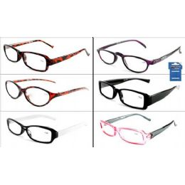 300 Bulk Plastic Reading Glasses Assorted
