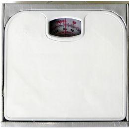 12 Bulk Bathroom Scale White Non Skid