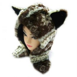 36 Bulk Short Animal Hat