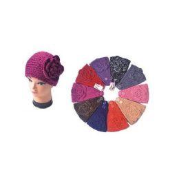 48 Bulk Fashion Lady Ear Warms/ Headband