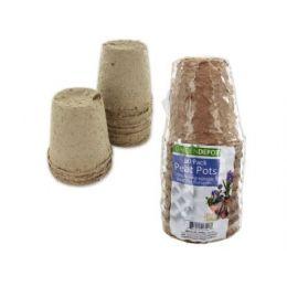 72 Bulk Biodegradable Peat Pots