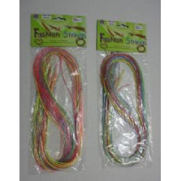 36 Bulk Fashion String Craft Set