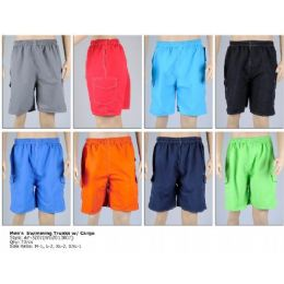 72 Bulk Mens Bathing Suit