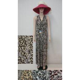 72 Bulk Long Summer Dress