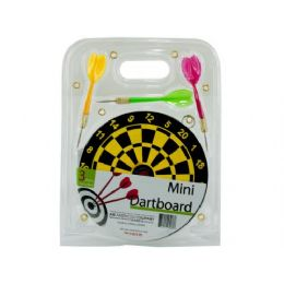 36 Bulk Mini Dartboard With 3 Darts