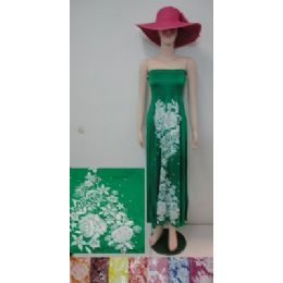 72 Bulk Beach Dress [long]-Stitched Roses