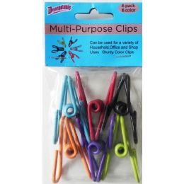 48 Bulk Multi Purpose Metal Clips