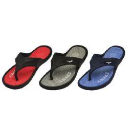 36 Bulk Men's Sandal With Open Back