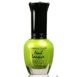 60 Bulk Klean Color Nail Poilsh Number 12 Melon Green