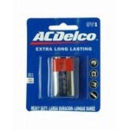 48 Bulk Acdelco Hvy Duty 9v Battery 1pk