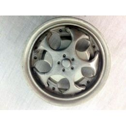 36 Bulk Belt Buckle Spinner Car Rim