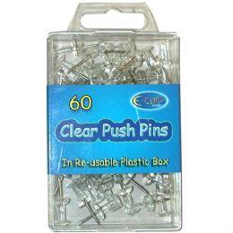 48 Bulk Push Pins 60ct