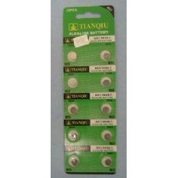 60 Bulk 10pk Ag1 Battery