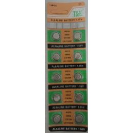 120 Bulk 10pk Ag10 Batteries