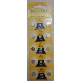 60 Bulk 10pk Ag3 Batteries